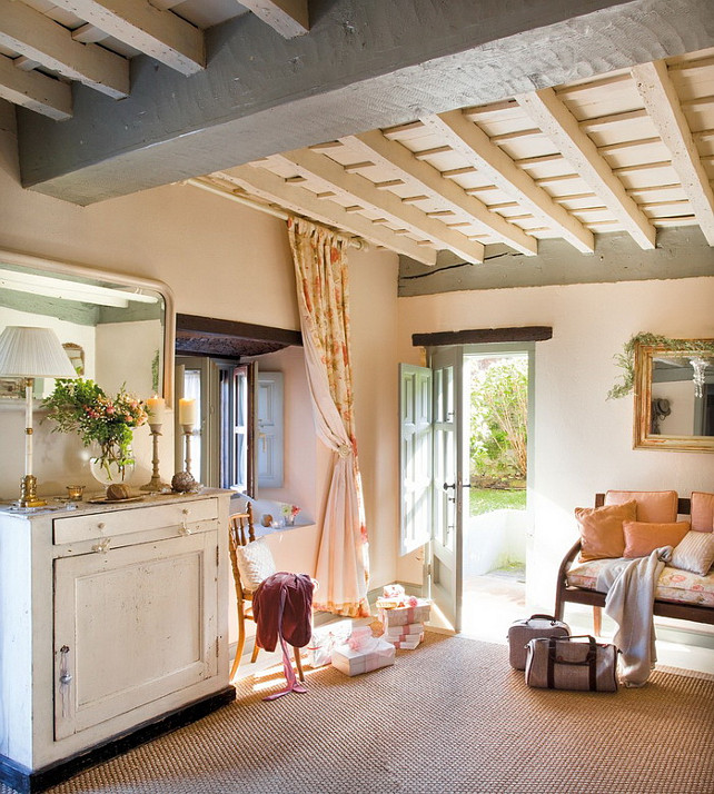 Dep sito santa mariah natal em uma casa de campo espanhola - El mueble casas de campo ...