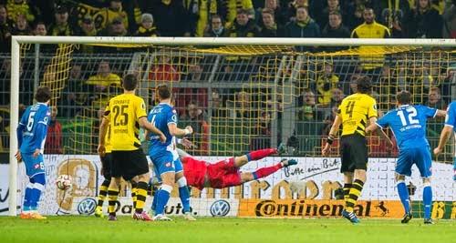 Video Full Match Borussia Dortmund vs Hoffenheim 3-2 DFB Cup