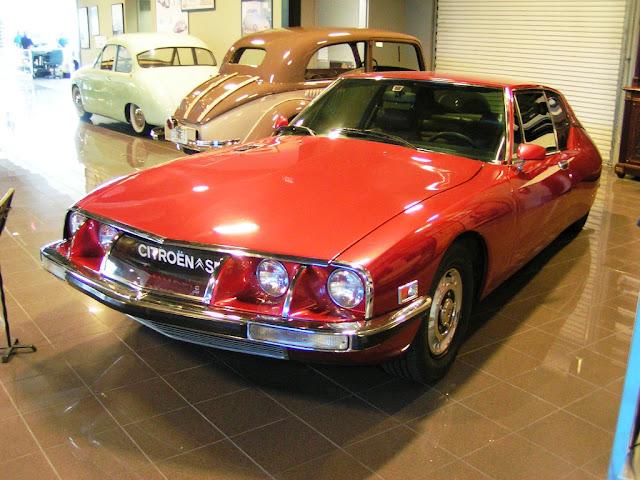 Citroen SM (1970 – 1975)