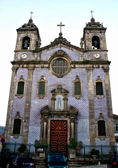 Igreja do Corpo de Santo de Massarelos