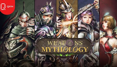 weapons of mythology indonesia qeon