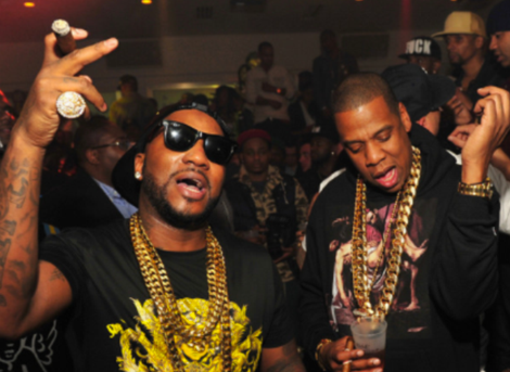 Jay-Z & Young Jeezy Wear Shirt with Satan having Sex with Jesus?