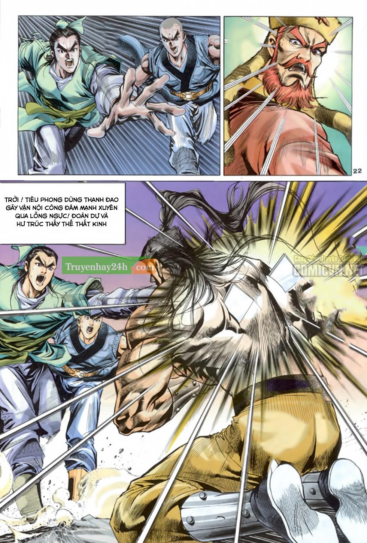 Thiên Long Bát Bộ chap 100 - Trang 23