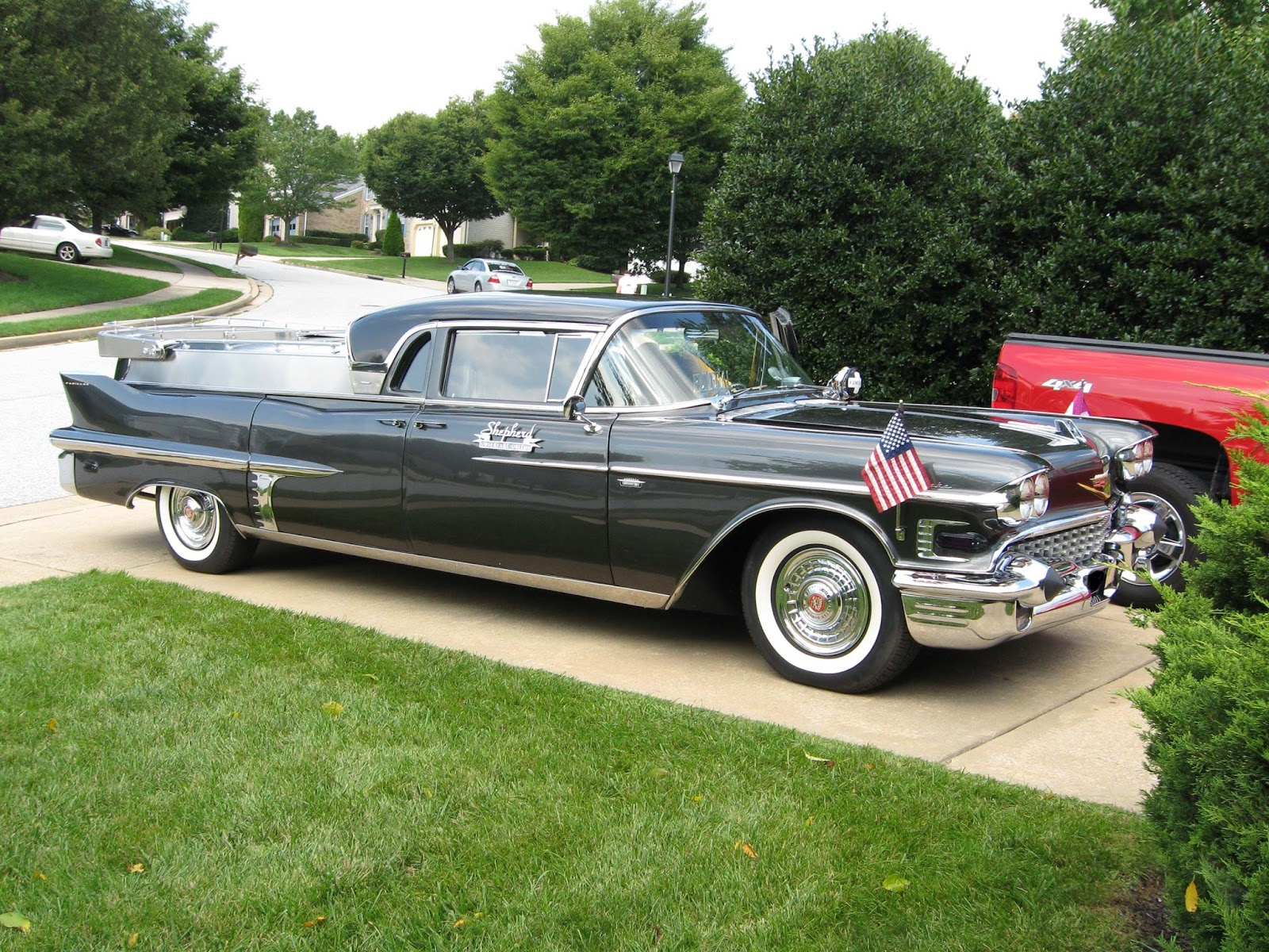 Carhunter flower cars give me credit i did not do hearses 100 flower car once now a lowrider izmirmasajfo