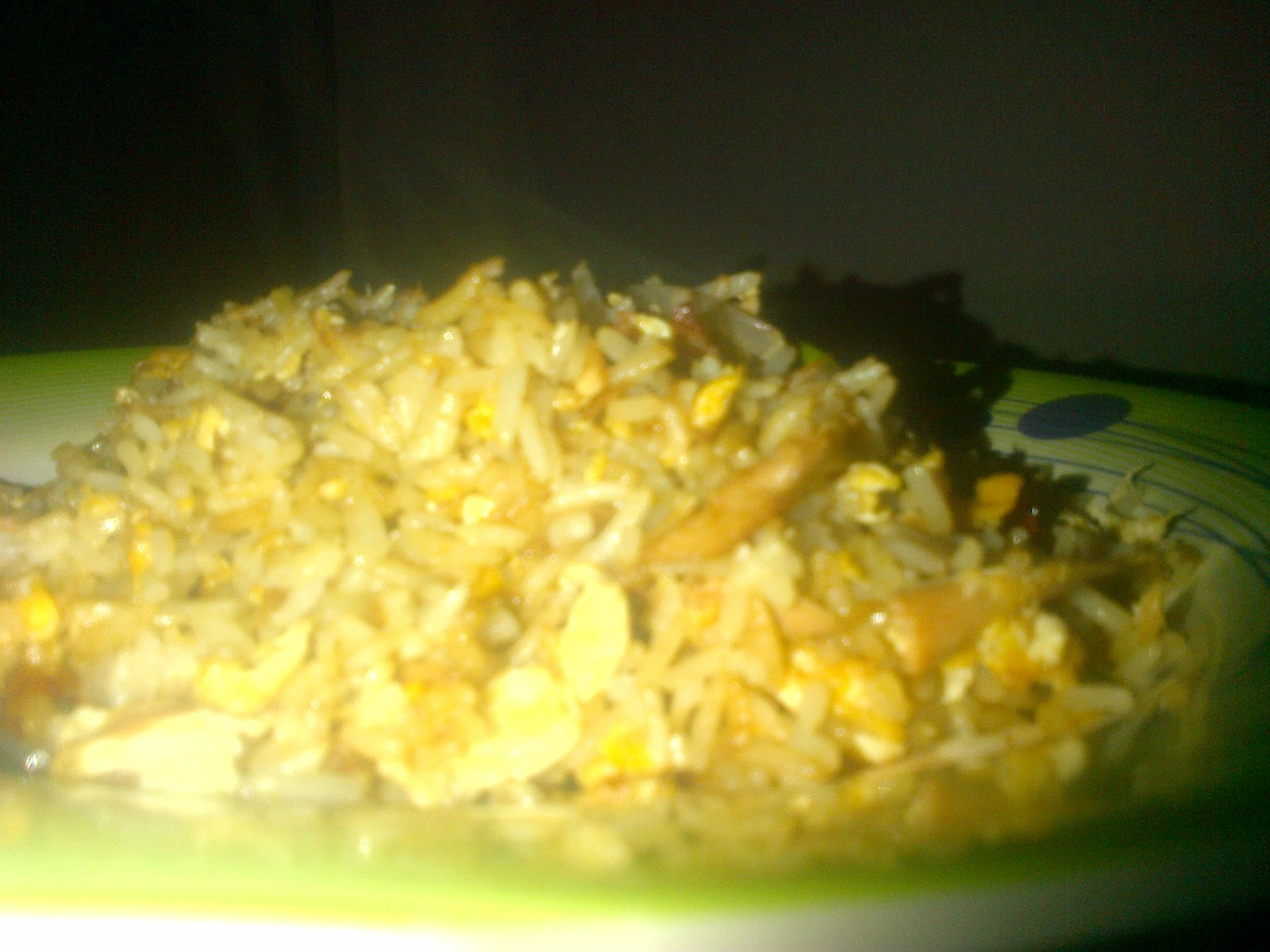 One Pan Egg Fried Rice Food Network