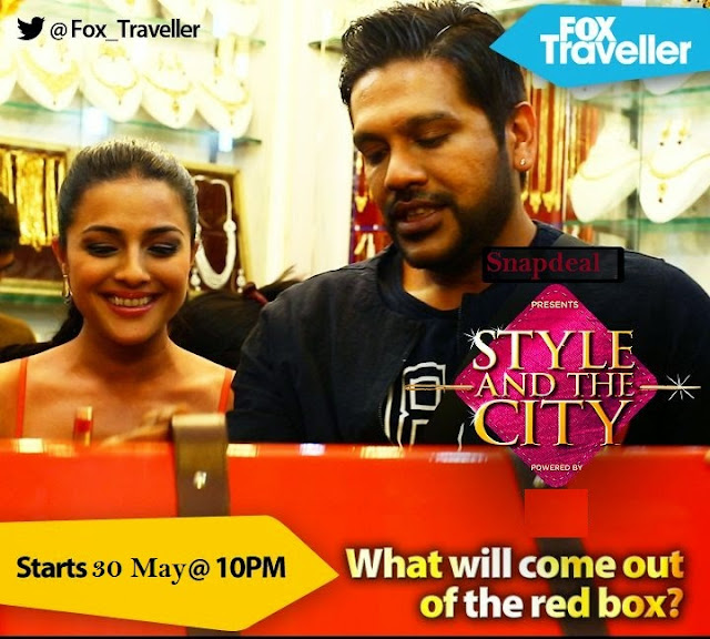 Style And The City Season-3 Fox Life Wiki |Concept |Timing |Promo |Celebrity |Starts 30 May