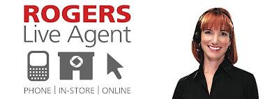 Rogers Live Agent