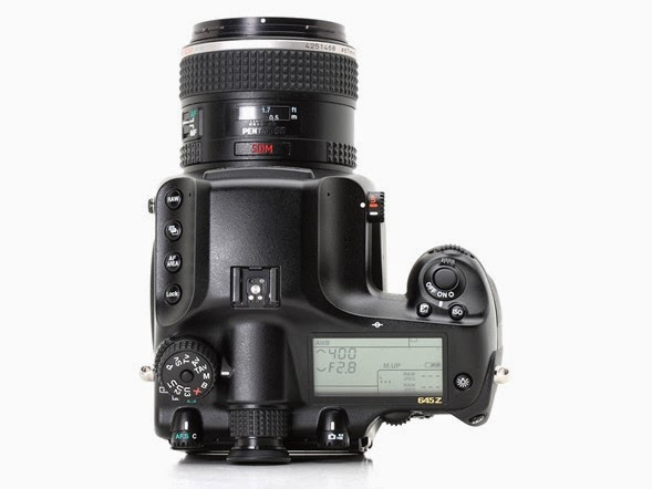 Ricoh Imaging анонсировала Pentax 645Z