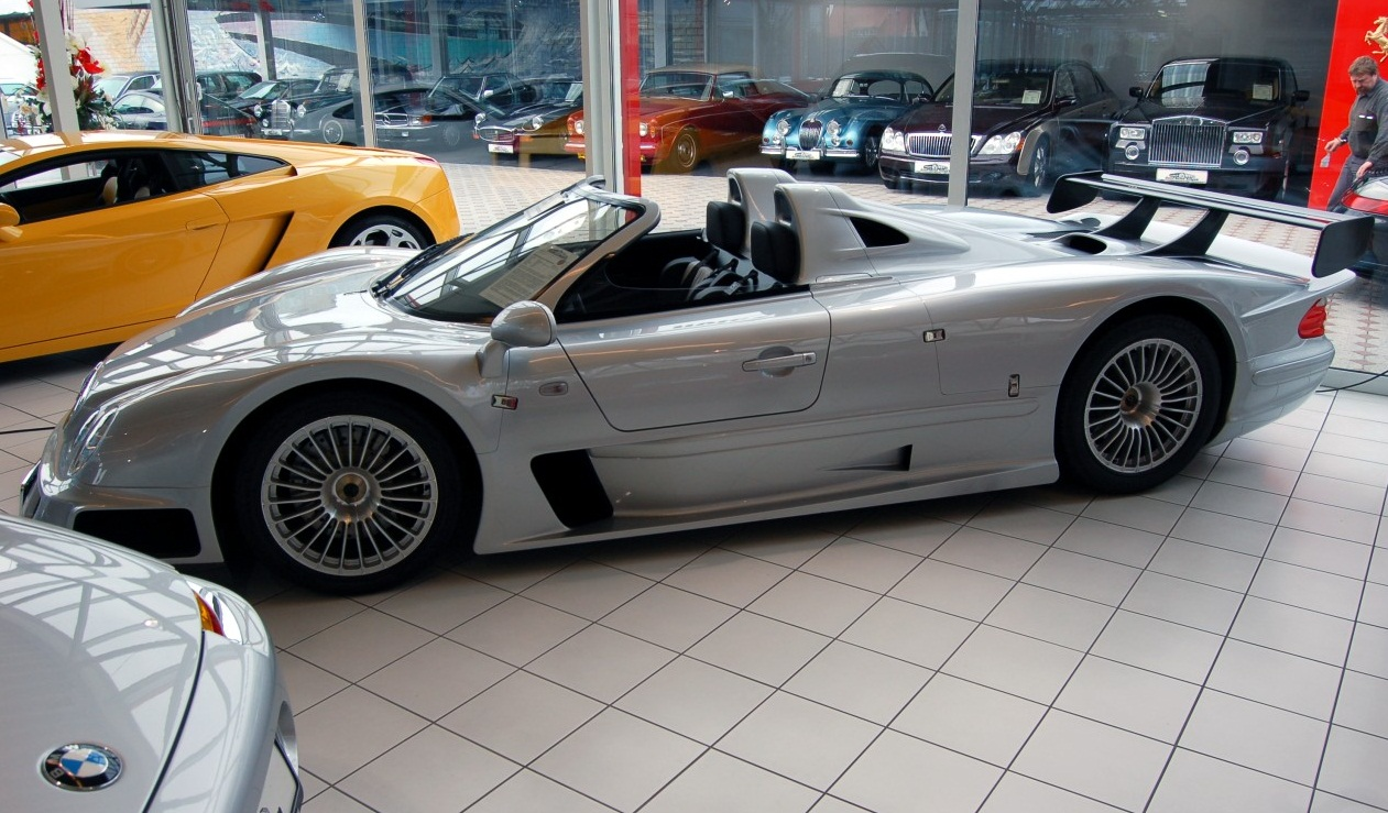 Expensive supercar mercedes benz clk gtr series world 39 s for Mercedes benz most expensive car