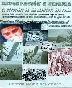 Tapa Deportación a Siberia (3ª Edición)