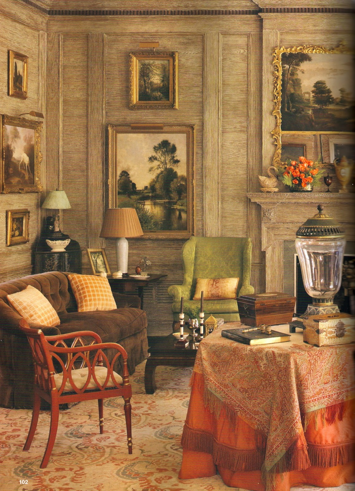Splendid Sass Richard Keith Langham And Lewis Graeber Design In Mississippi