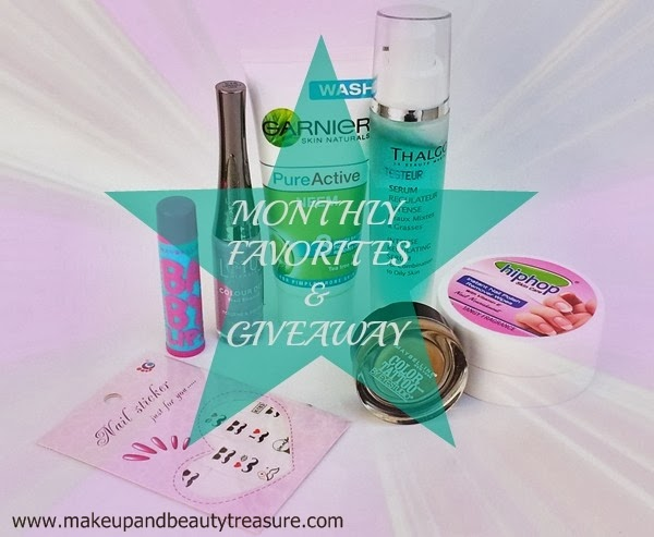 Monthly Favorites- February 2014 & a Giveaway