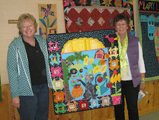A Story Quilt for Their Friend