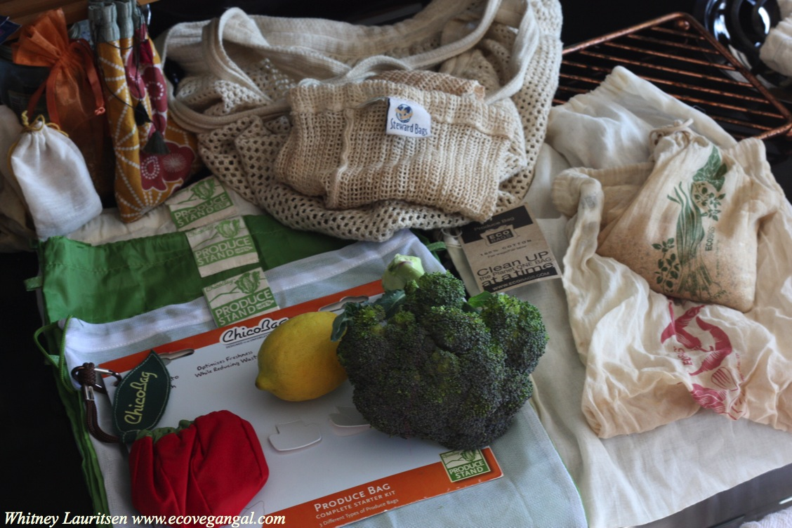 By Now Most People At Least Know That They Should Bring Their Own Reusable Ping Bag To The Grocery This Prevents Waste From Plastic And Paper