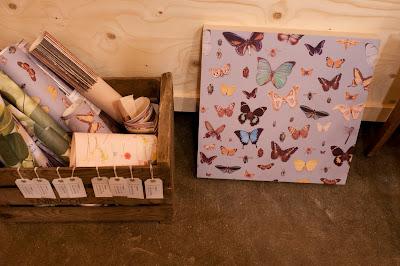Ella Doran paper products at Home London 2012