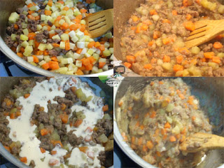 How to Make Nigerian Meat Pie step by step photos