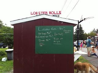 lobster rolls lobster shack