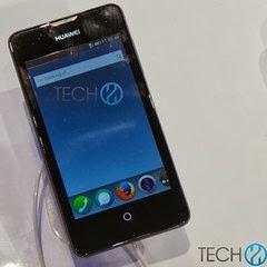 Spesifikasi Huawei Ascend II Y300 Firefox OS
