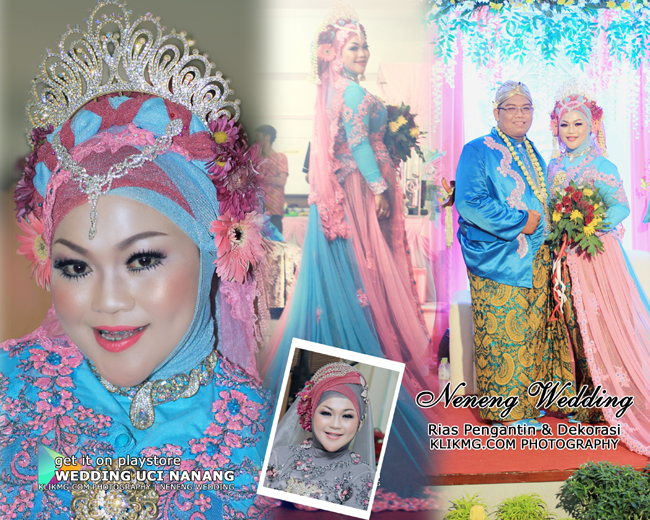 Wedding Uci & Nanang | Foto oleh : Klikmg Fotografer Wedding Purwokerto