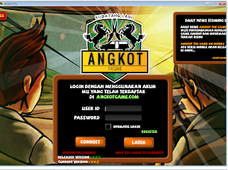 Angkot The Game - Game Buatan Anak Indonesia (Link Updated)