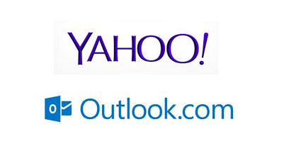 Como conectar Outlook y Yahoo Mail