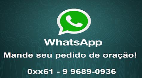 WhatsApp da Oração!