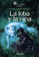 """Portada del libro """"La loba y la niña"""""""