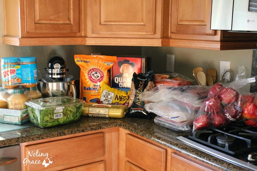 How to stop wasting food Noting Grace