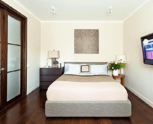 Desain Kamar Tidur Minimalis 3 x 3 Terbaru