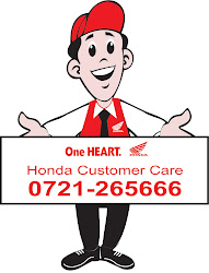 Honda Customer Care