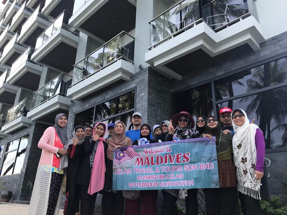 22-25 april 2018 MALDIVES
