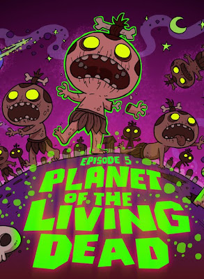 Aaron Blecha's Planet of the Living Dead