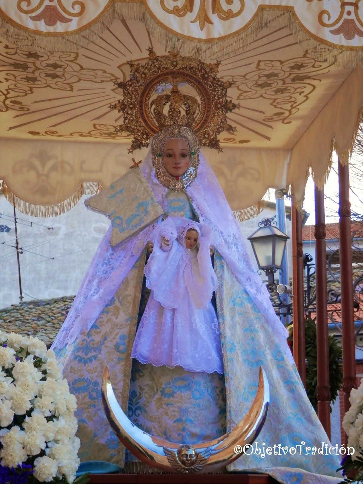 Objetivo tradici n la procesi n de los angelitos de for Muebles santa cruz de retamar