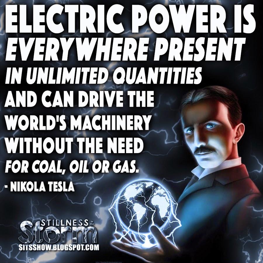 Unraveling Nikola Tesla S Greatest Secret Radiant Energy