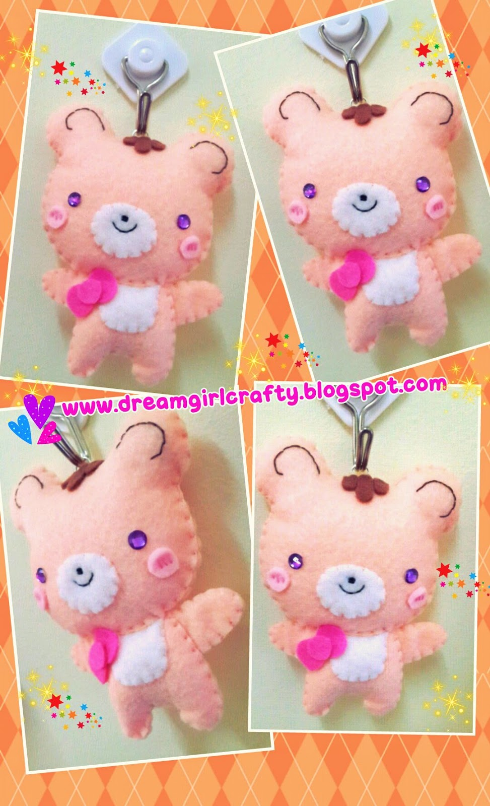 My Kawaii Craft Creations Cute Plushies 1