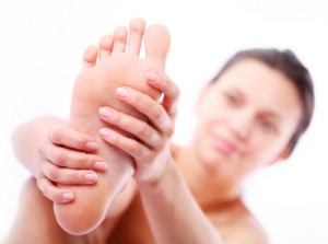 gambar Bau kaki
