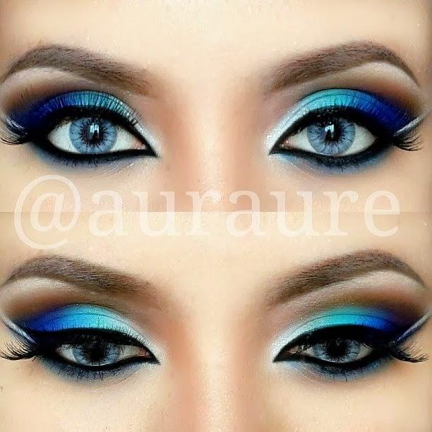 amazing eyes makeup examples