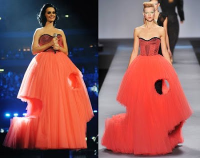 20 Weirdest Fashion Trends: Chainsaw Tulle Couture