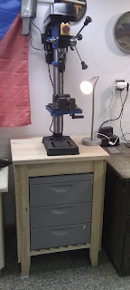 Ikea drilling table
