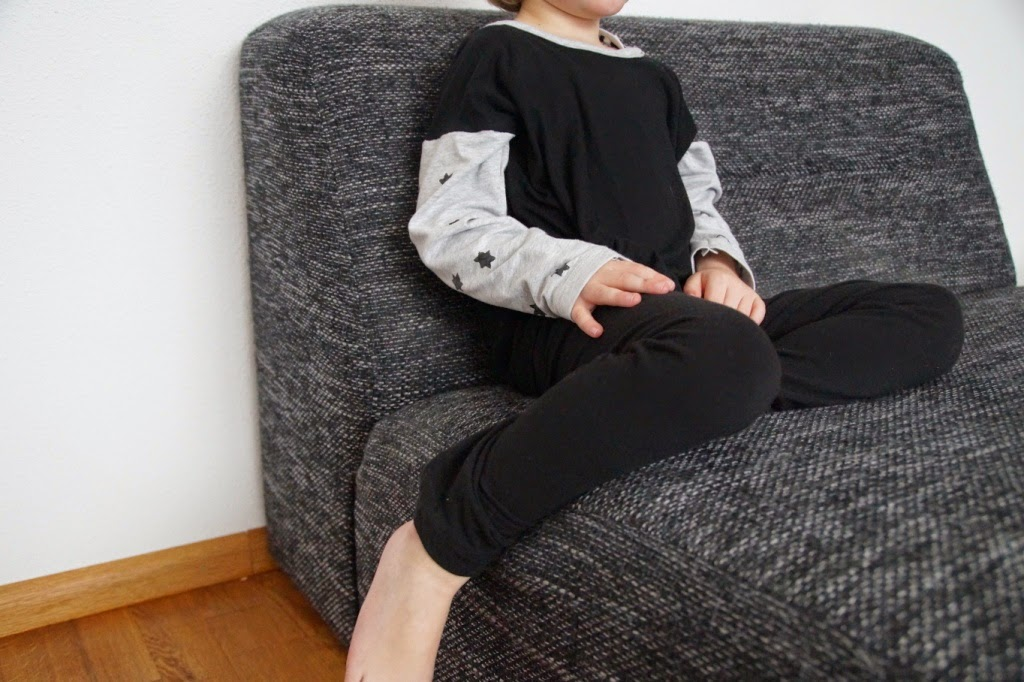 Ziggy top & go to leggings PJ - huisje boompje boefjes