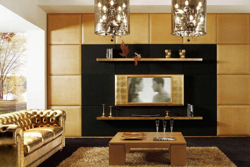 Furniture modern latest Furniture: TV cabinet furniture designs ideas.