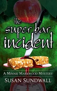 2nd in Susan Sundwall's Minnie Markwood Mystery