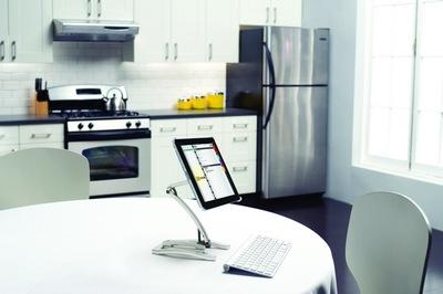 Wanafoto Sanus New Ipad Mount With Magnetic Case