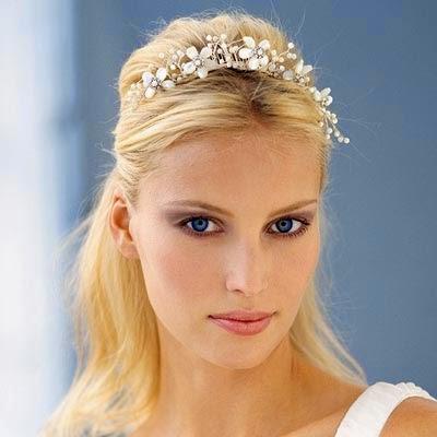 easy hairstyles for medium hair for wedding