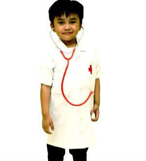 Jual Kostum Dokter Untuk Anak Anak