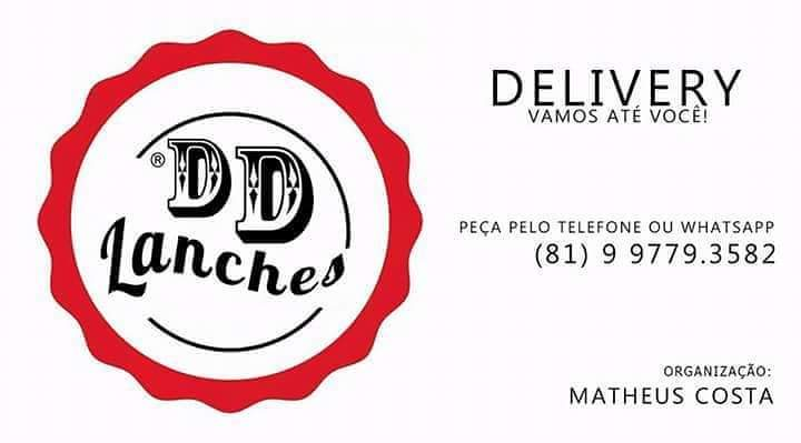 DD LANCHES-OROBÓ-PE - (81) 9.9779-3582