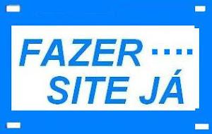 FAZER SITE JÁ clique no logo