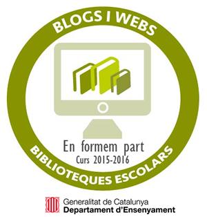 Blogs i webs Bilioteques escolars
