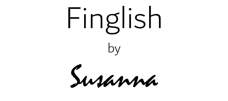 Finglish by Susanna