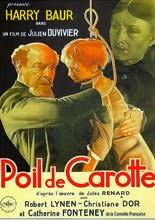 Pelirrojo (1932 - Poil de carotte)